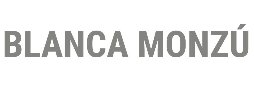 Web oficial con obra de Blanca Monzú, artista en Madrid.